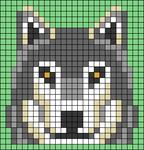 Alpha pattern #41825 variation #117707