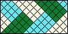 Normal pattern #117 variation #117756
