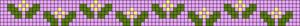 Alpha pattern #57240 variation #117881
