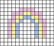 Alpha pattern #54257 variation #118067