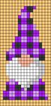 Alpha pattern #63781 variation #118089