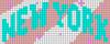 Alpha pattern #45088 variation #118117