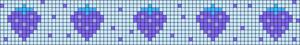 Alpha pattern #46627 variation #118127
