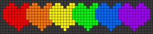 Alpha pattern #64129 variation #118155