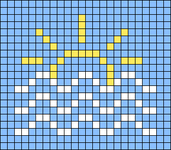 Alpha pattern #64097 variation #118190