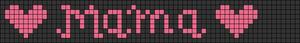 Alpha pattern #6547 variation #118250