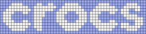 Alpha pattern #64184 variation #118267