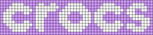 Alpha pattern #64184 variation #118424
