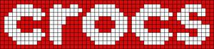 Alpha pattern #64184 variation #118590