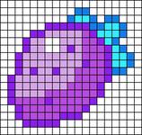 Alpha pattern #20288 variation #118593