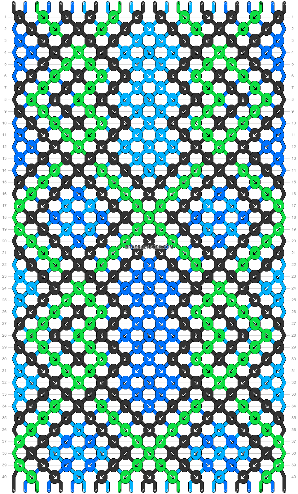 Normal pattern #60397 variation #118657 pattern