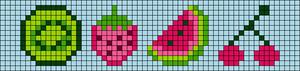 Alpha pattern #64229 variation #118670