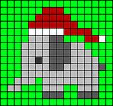 Alpha pattern #64126 variation #118687