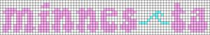 Alpha pattern #54951 variation #118737