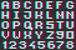Alpha pattern #64295 variation #118744