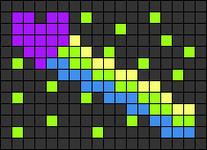 Alpha pattern #64182 variation #118777