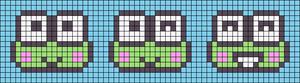 Alpha pattern #47655 variation #118780
