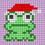 Alpha pattern #64265 variation #119070