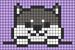 Alpha pattern #39801 variation #119107