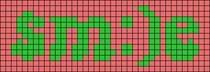 Alpha pattern #60503 variation #119165
