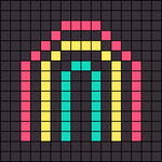 Alpha pattern #56526 variation #119240