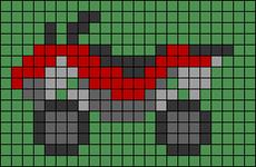 Alpha pattern #49809 variation #119263