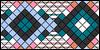 Normal pattern #61158 variation #119341