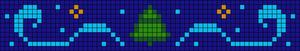 Alpha pattern #62494 variation #119362