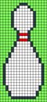 Alpha pattern #61613 variation #119448