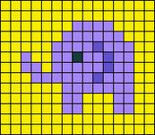 Alpha pattern #64569 variation #119449