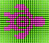 Alpha pattern #18300 variation #119486