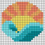 Alpha pattern #64722 variation #119577