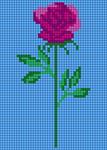 Alpha pattern #64062 variation #119652