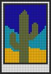Alpha pattern #59618 variation #119791