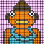 Alpha pattern #62148 variation #119853