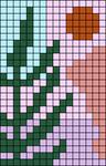 Alpha pattern #53003 variation #119858