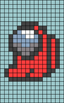 Alpha pattern #64794 variation #119874