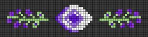 Alpha pattern #62217 variation #119915