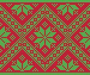 Alpha pattern #46631 variation #119921