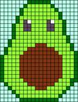 Alpha pattern #64851 variation #119958