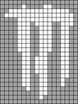 Alpha pattern #64905 variation #119962