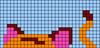 Alpha pattern #34270 variation #119976