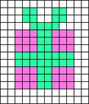 Alpha pattern #62961 variation #120066