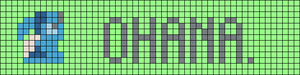 Alpha pattern #11985 variation #120108