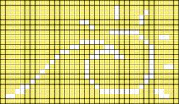 Alpha pattern #65002 variation #120113