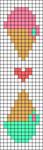 Alpha pattern #29171 variation #120224
