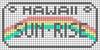 Alpha pattern #40856 variation #120233