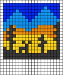 Alpha pattern #45339 variation #120313