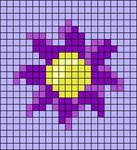 Alpha pattern #65118 variation #120326