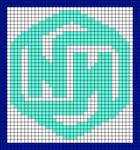 Alpha pattern #65099 variation #120383